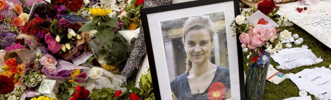 Jo Cox, human rights, Islamophobia, Muslim, MP, terrorism,