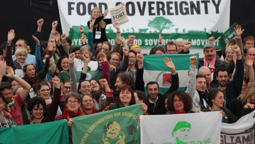 food sovereignty, grassroots, activism, brazil, things to do edinburgh, friends of the earth, nourish